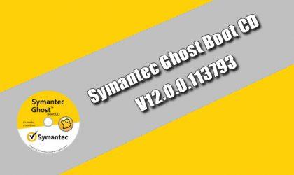 Symantec Ghost Boot CD 12.0.0.11379