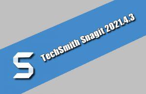 TechSmith Snagit 2021.4.3 Torrent